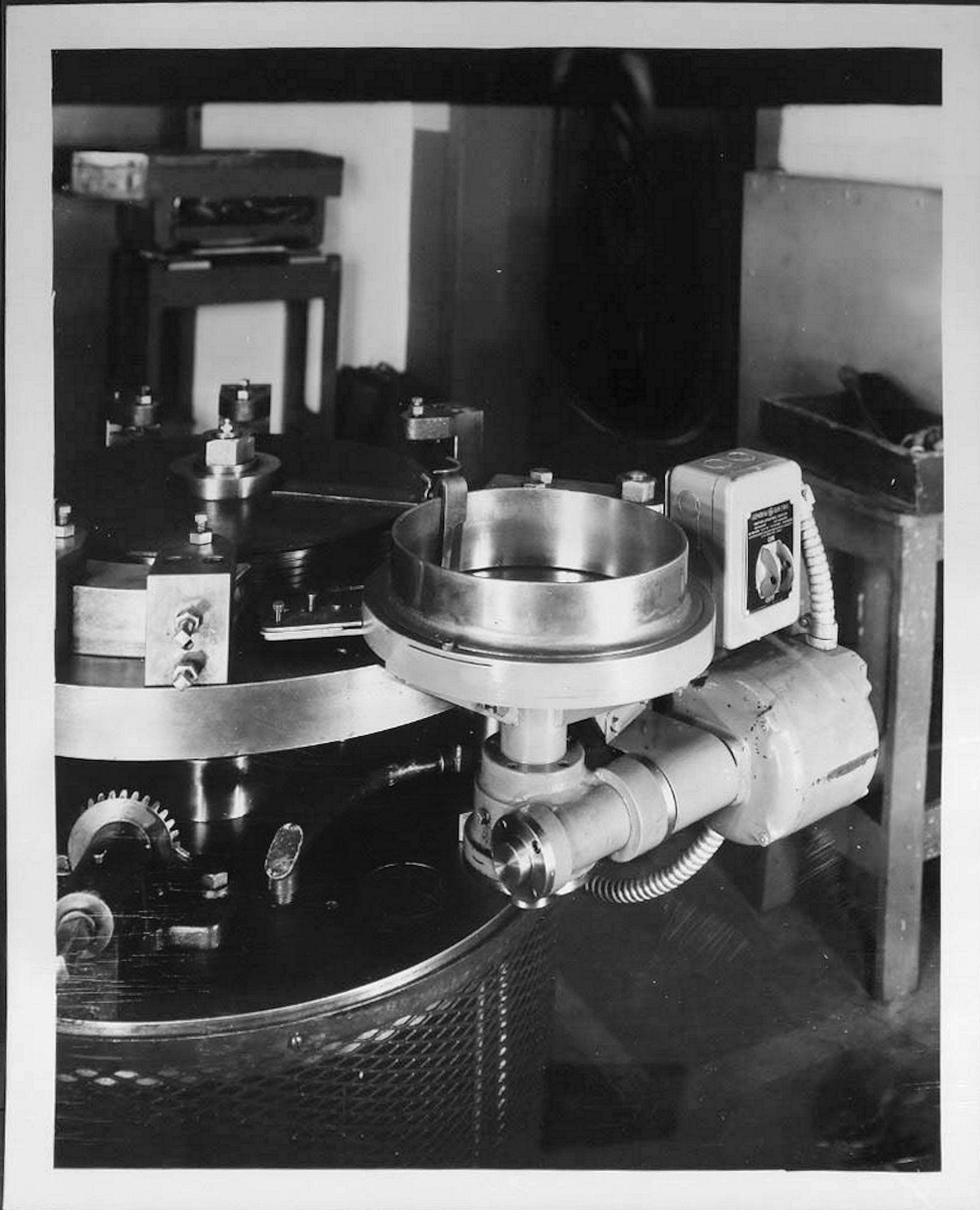 Upsetting Machine