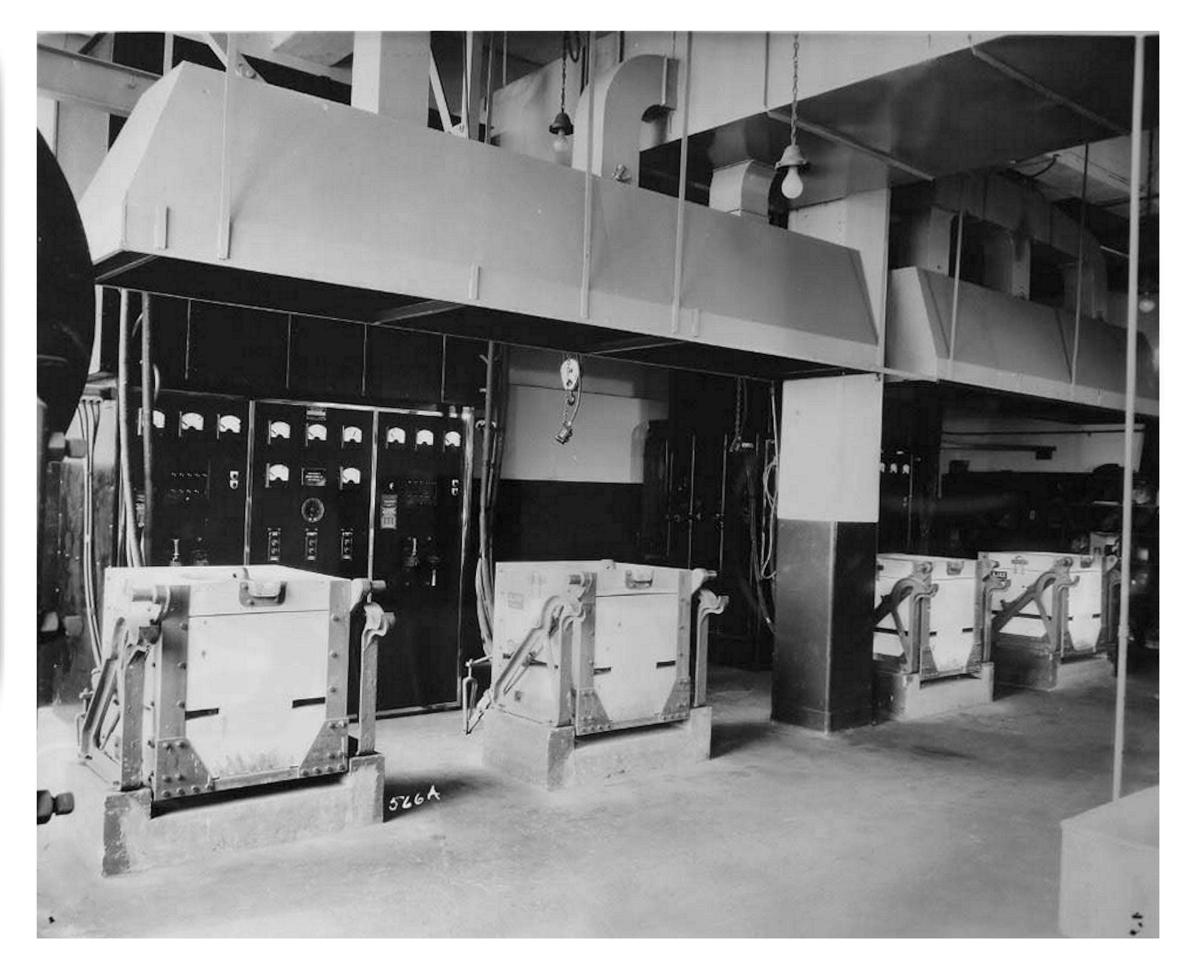 Electrolytic Refinery