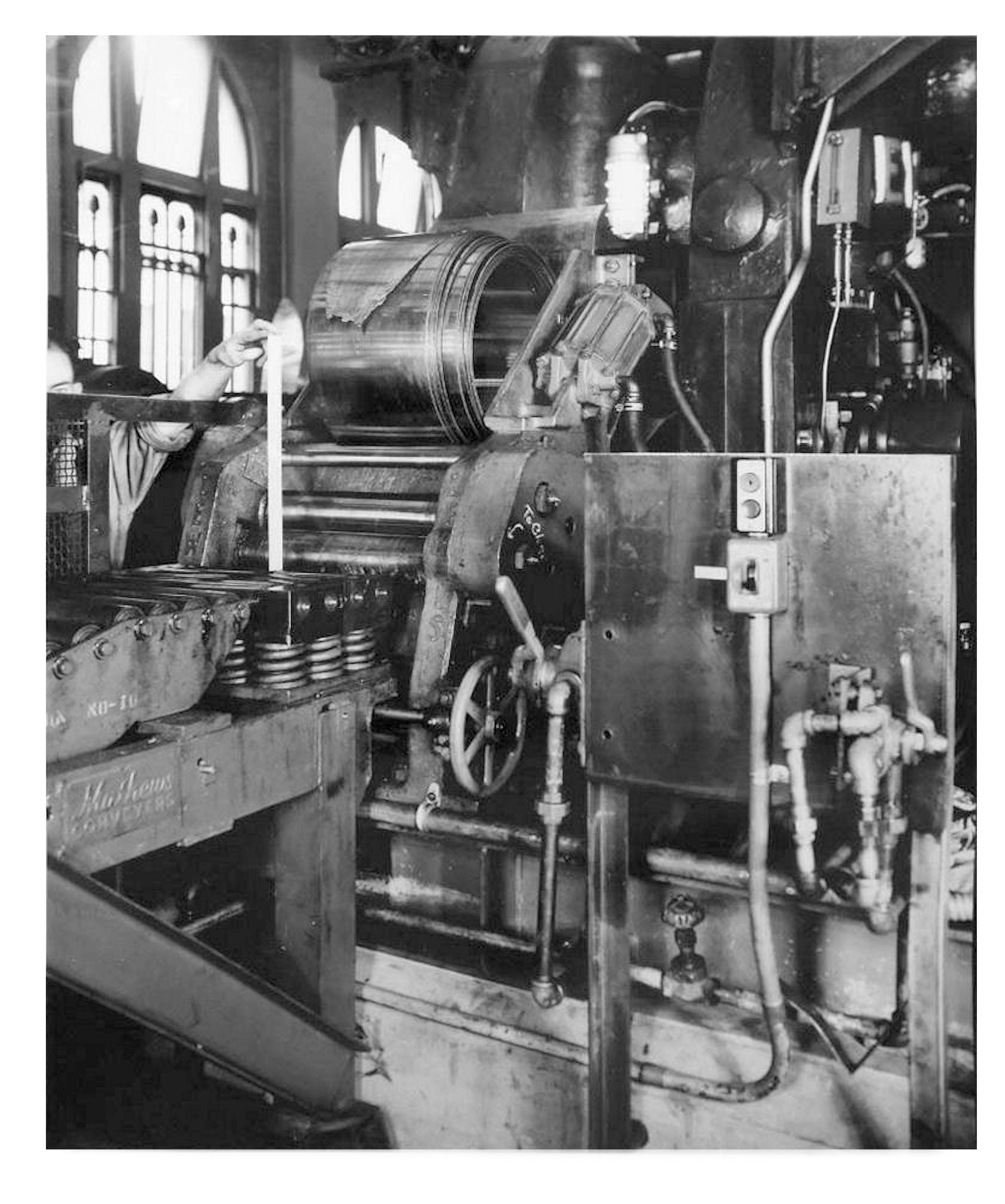 Cold Rundown Mill