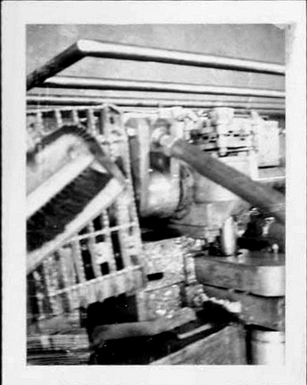 Damaged Mill