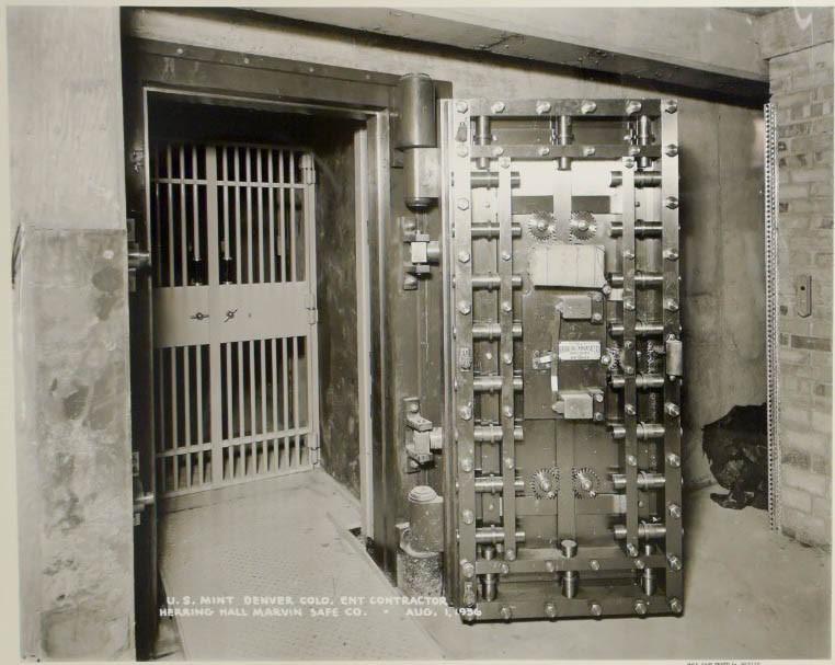 Denver Mint Vault