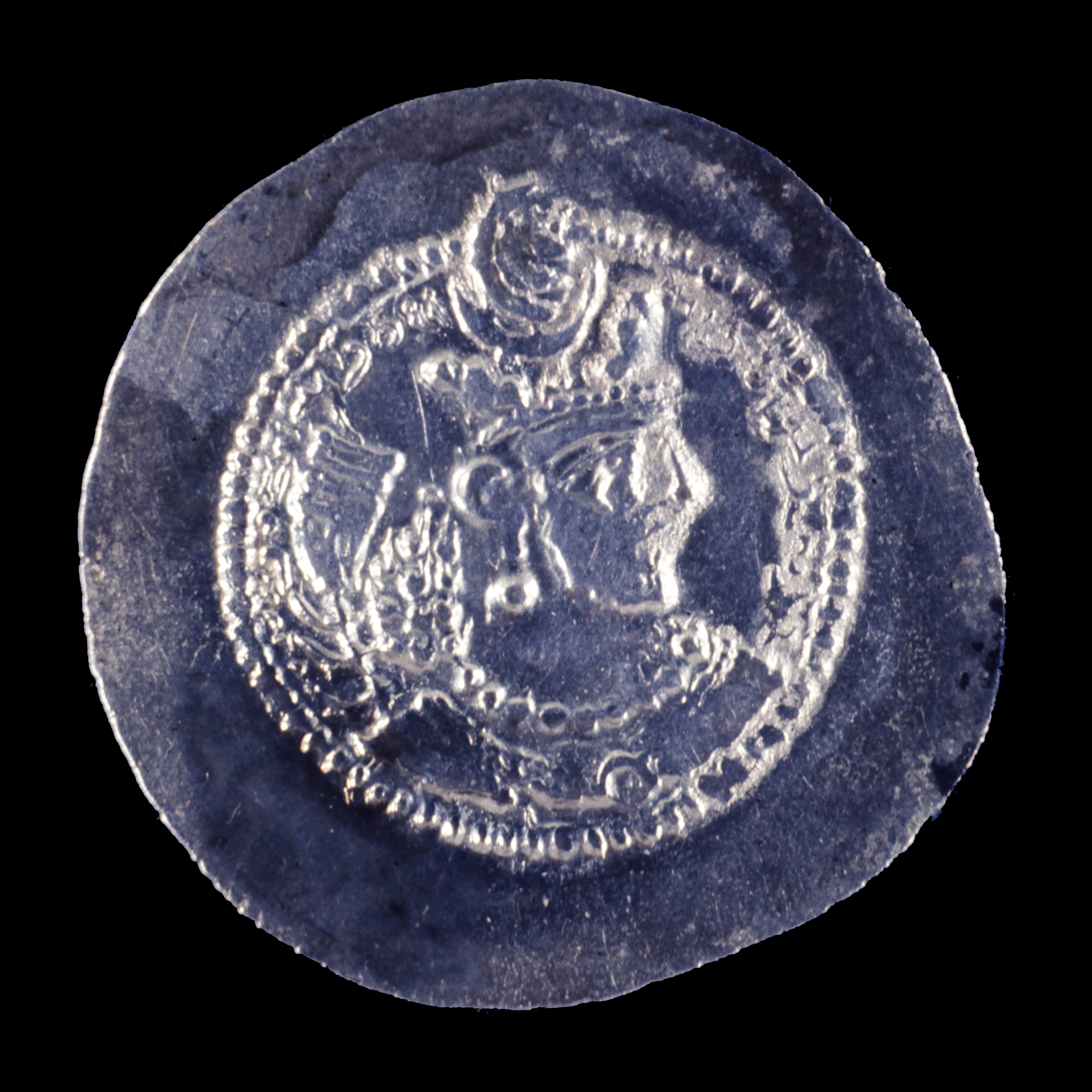 Greek (450 Bc-100 Ad) Silver-drachm Of Ephesus In Ionia Bee/incuse Skillful Manufacture Coins: Ancient