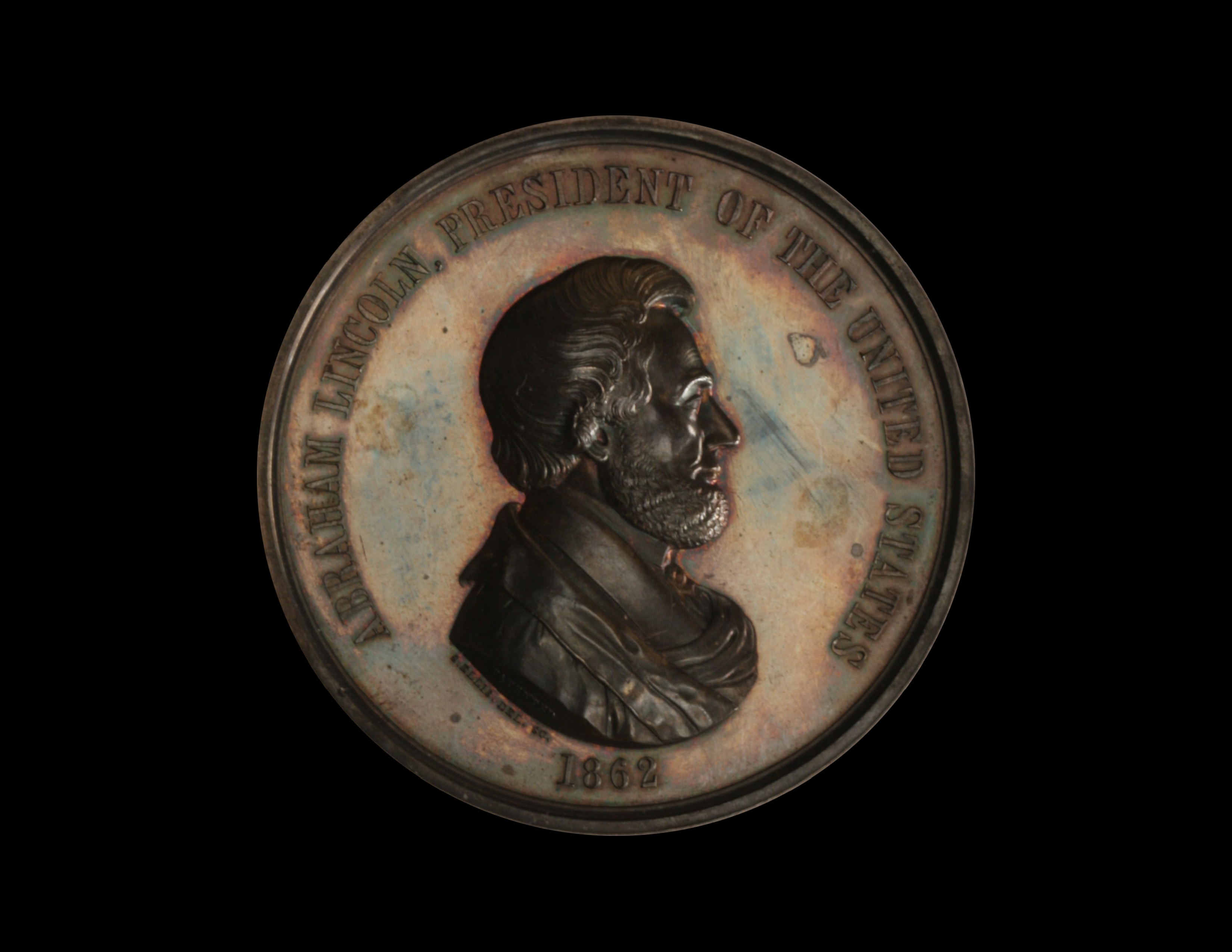 Lincoln Indian Peace Medal