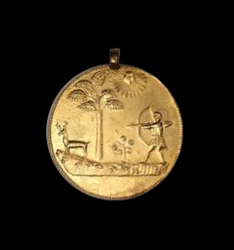 George I Indian Trade Medal