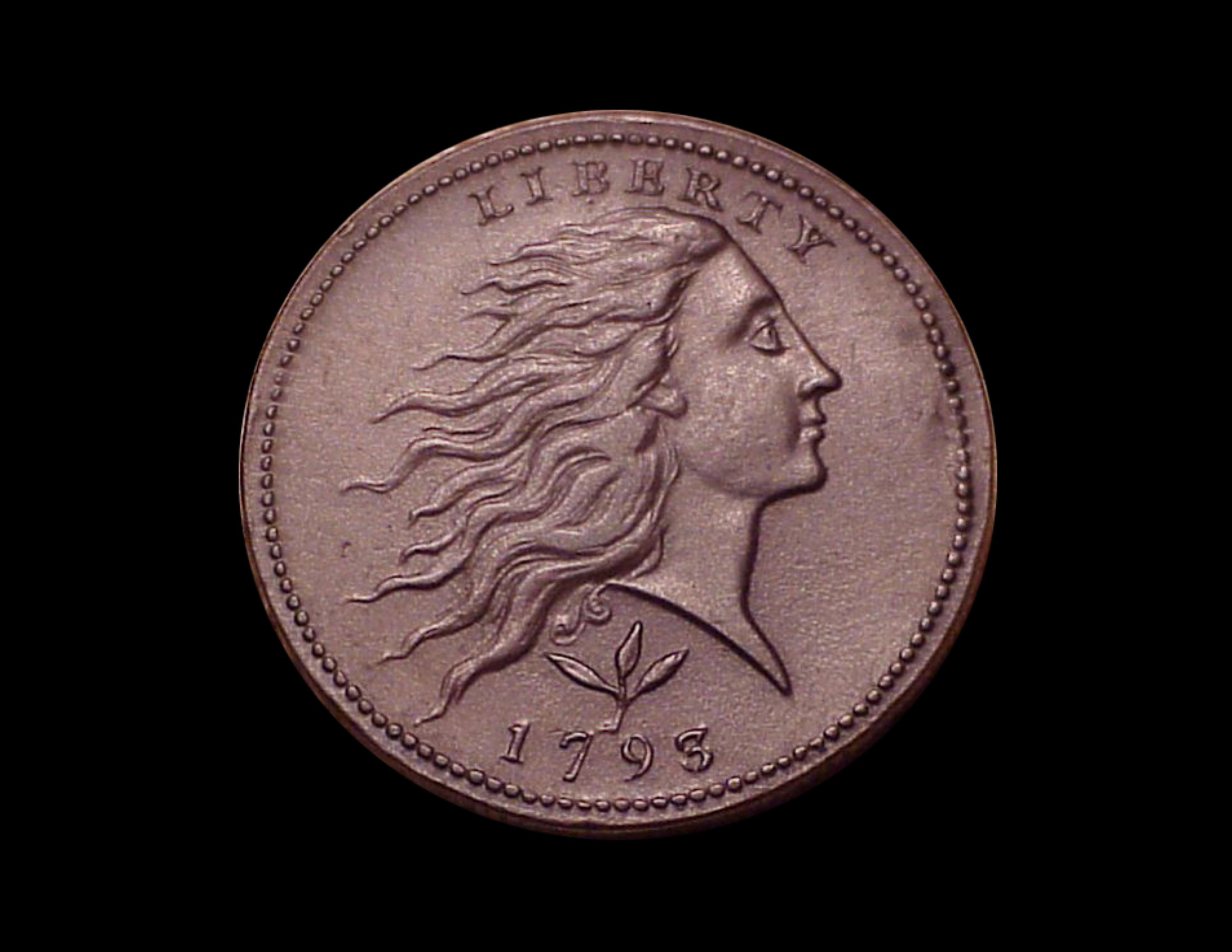 1793 1c, S-10