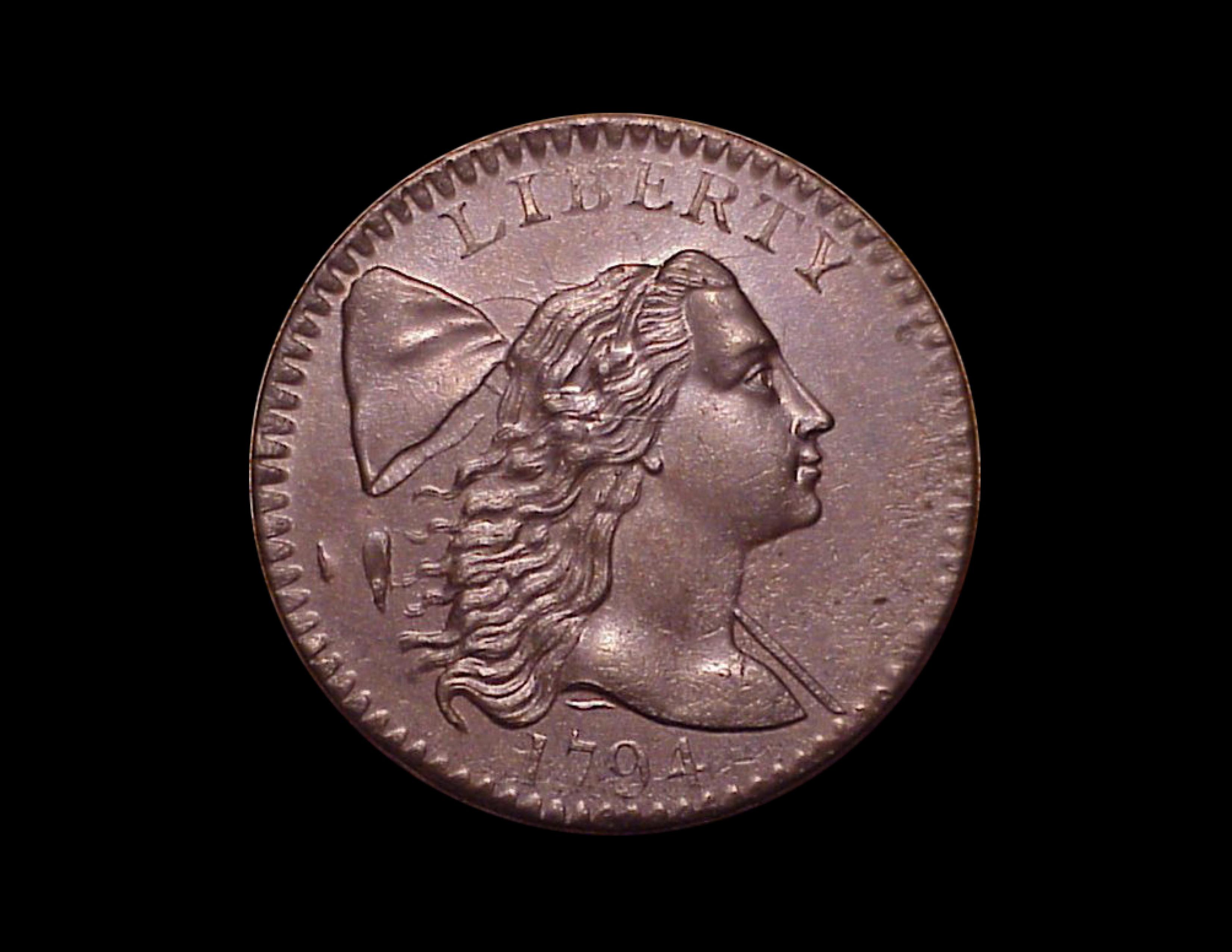 1794 1c, S-40