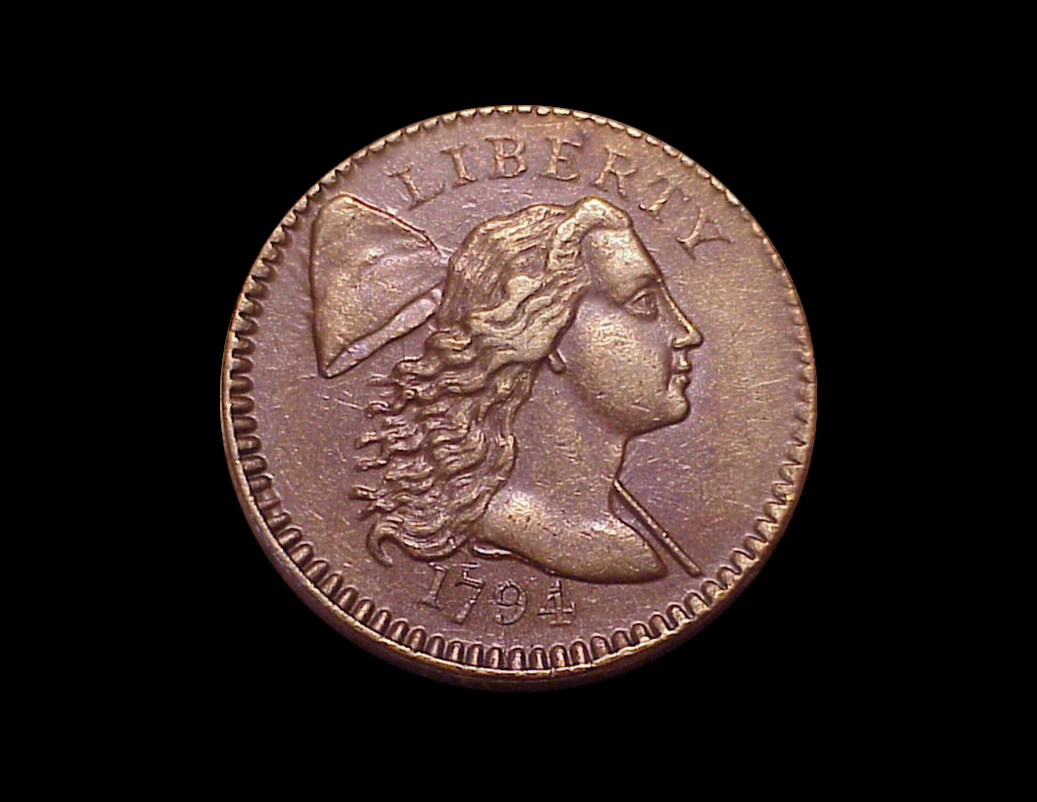 1794 1c, S-65