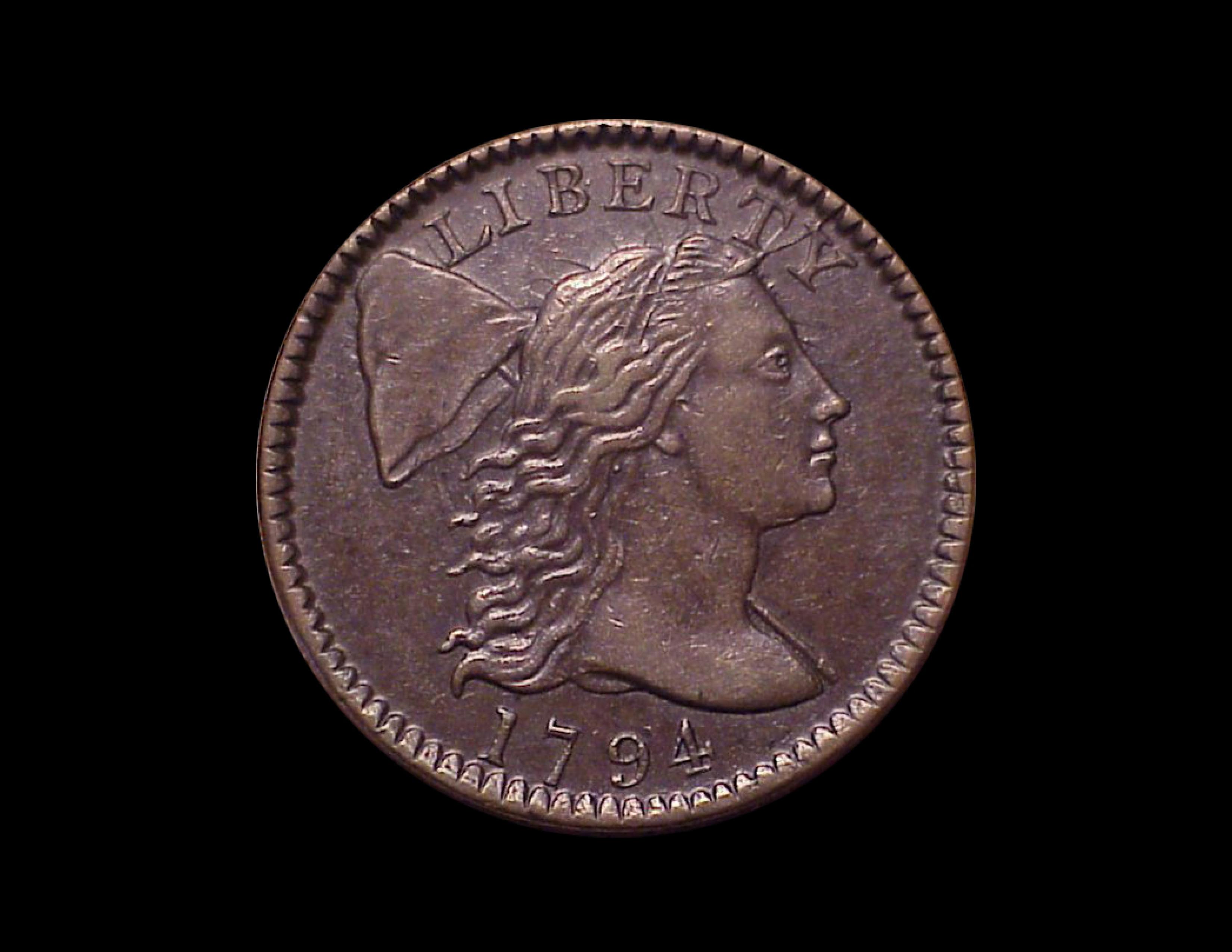 1794 1c, S-72