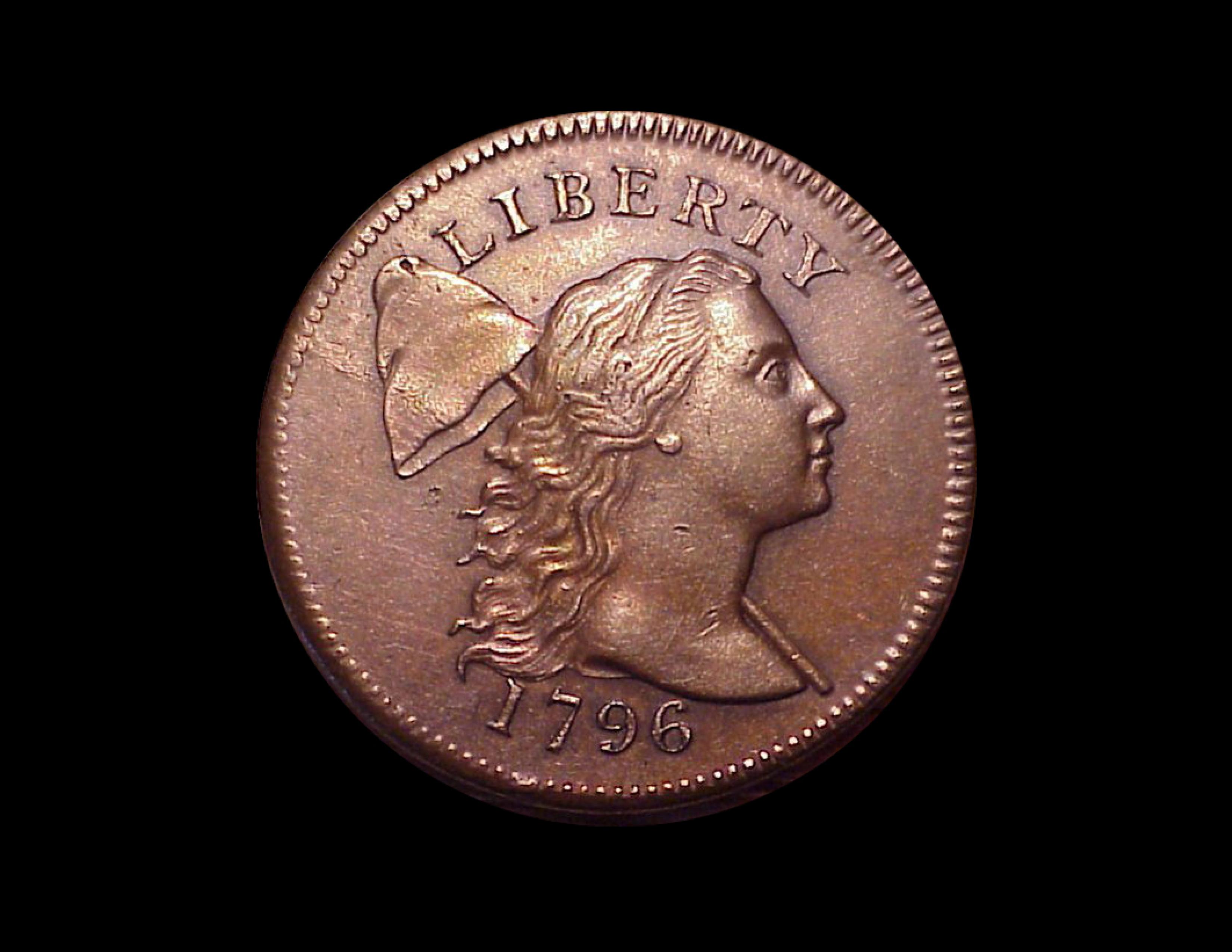1796 1c, S-81