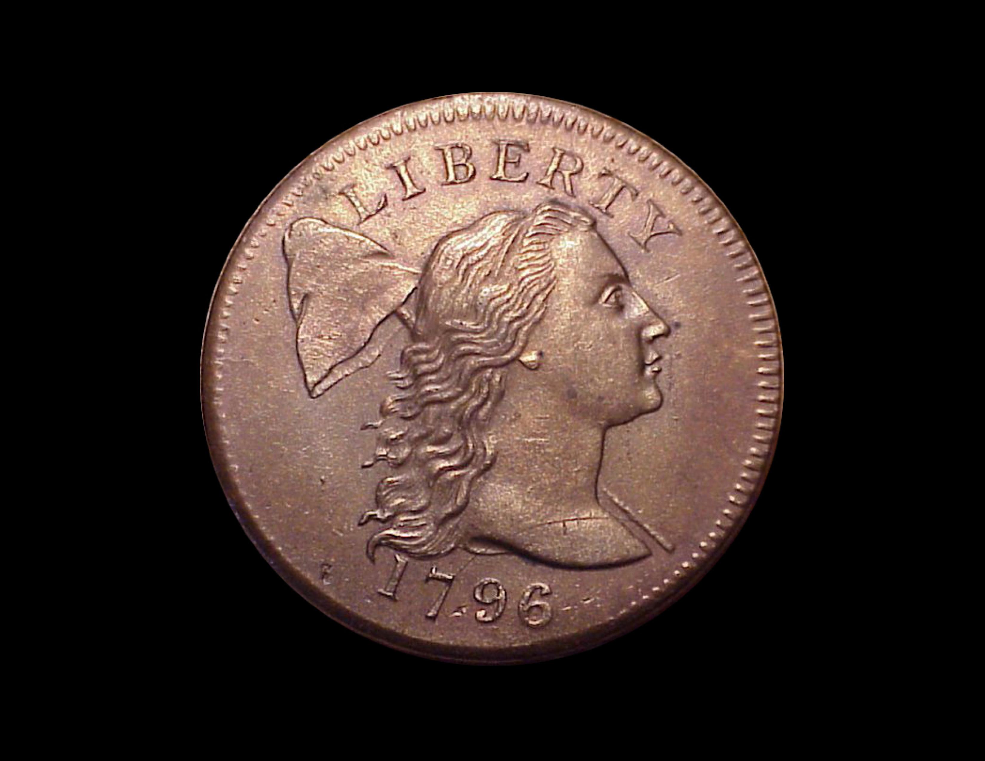 1796 1c, S-87