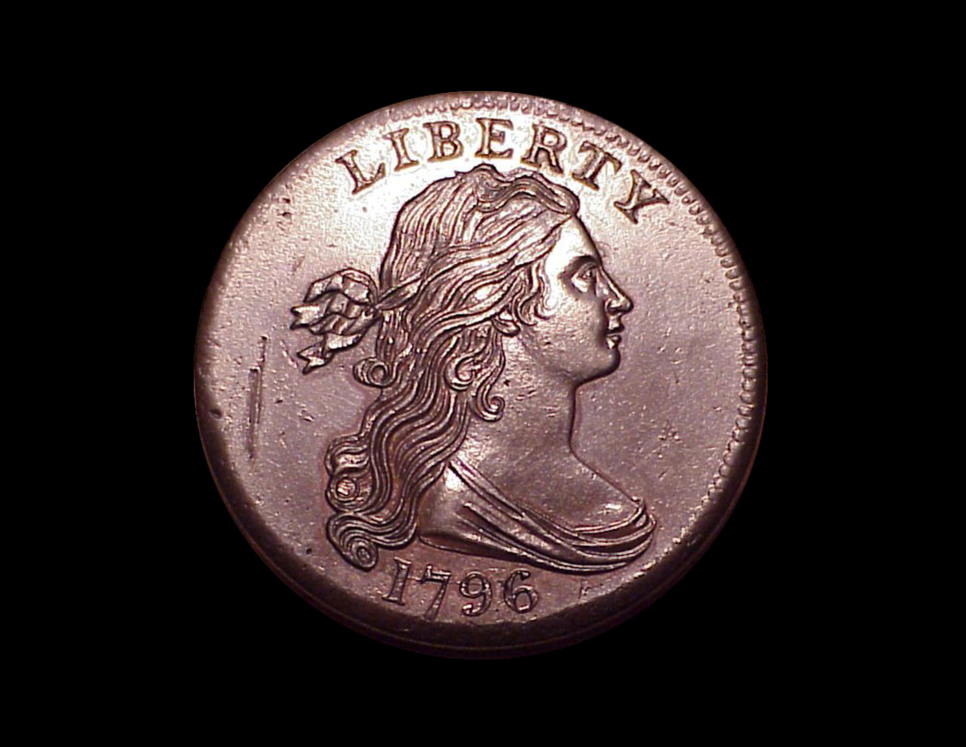 1796 1c, S-109