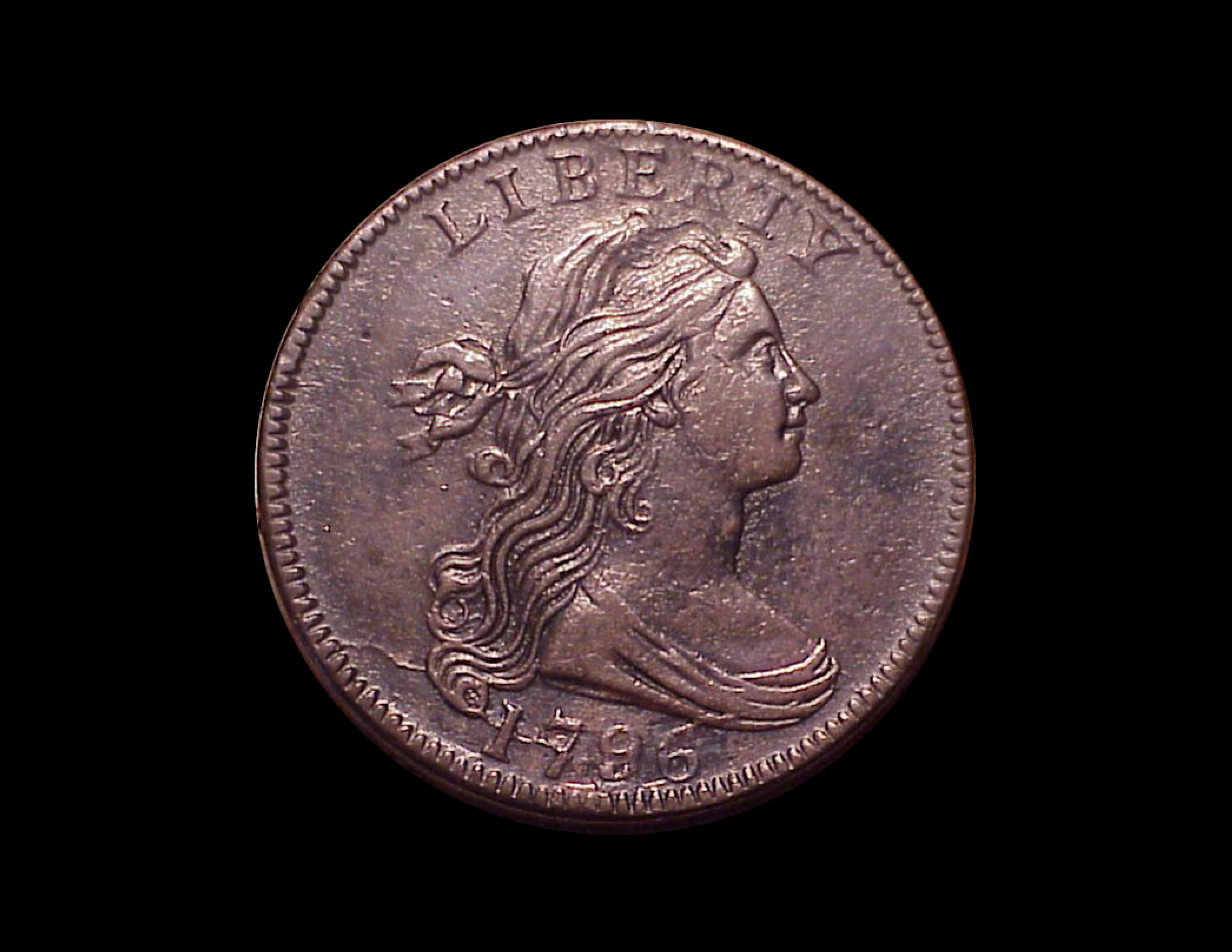 1796 1c, S-113