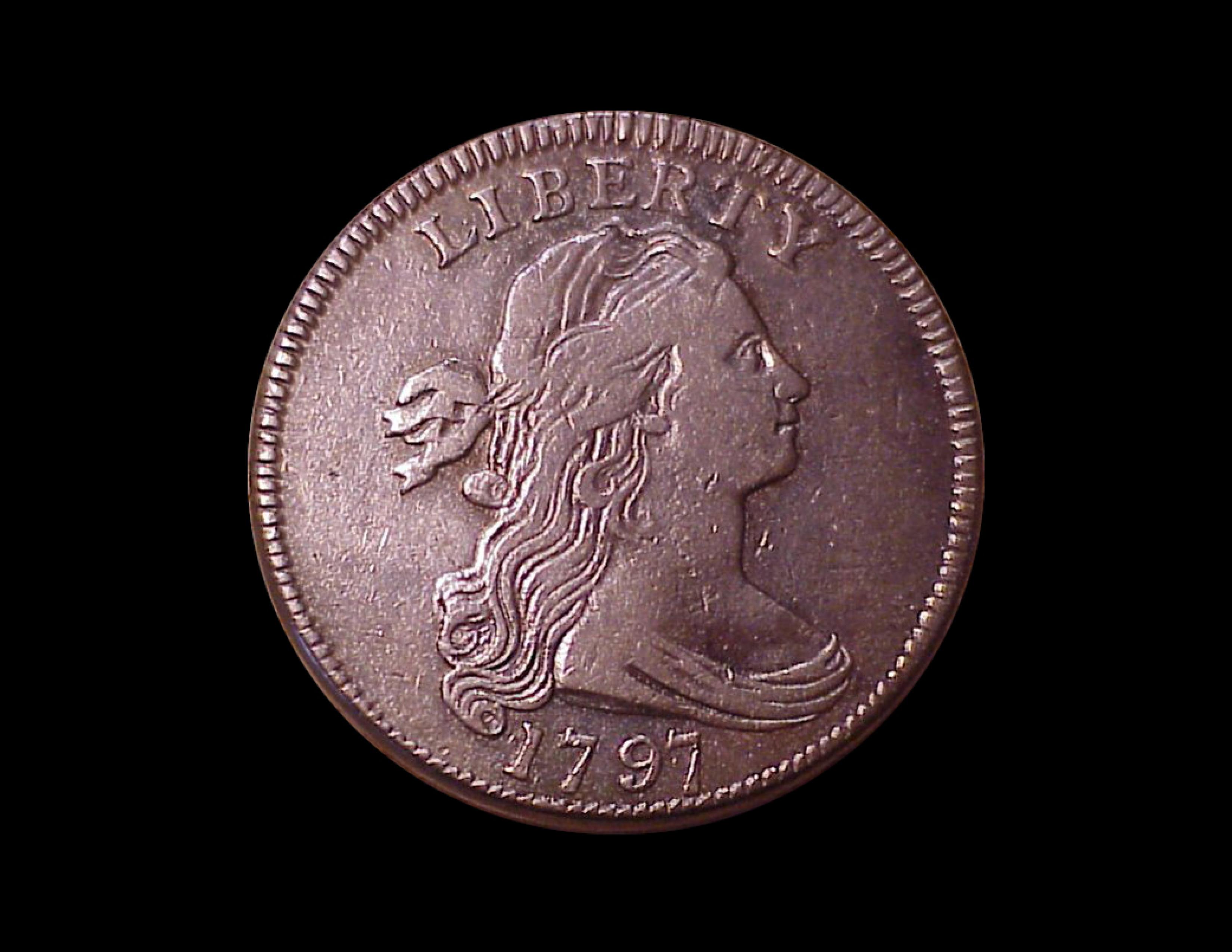 1797 1c, S-136a