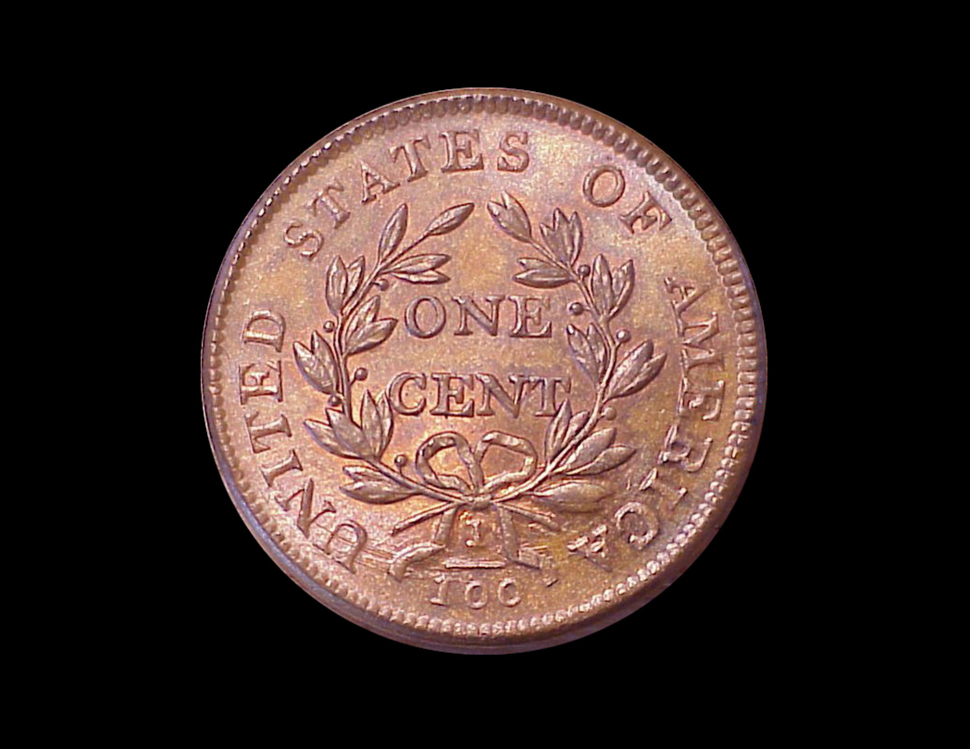1802 1c, S-234