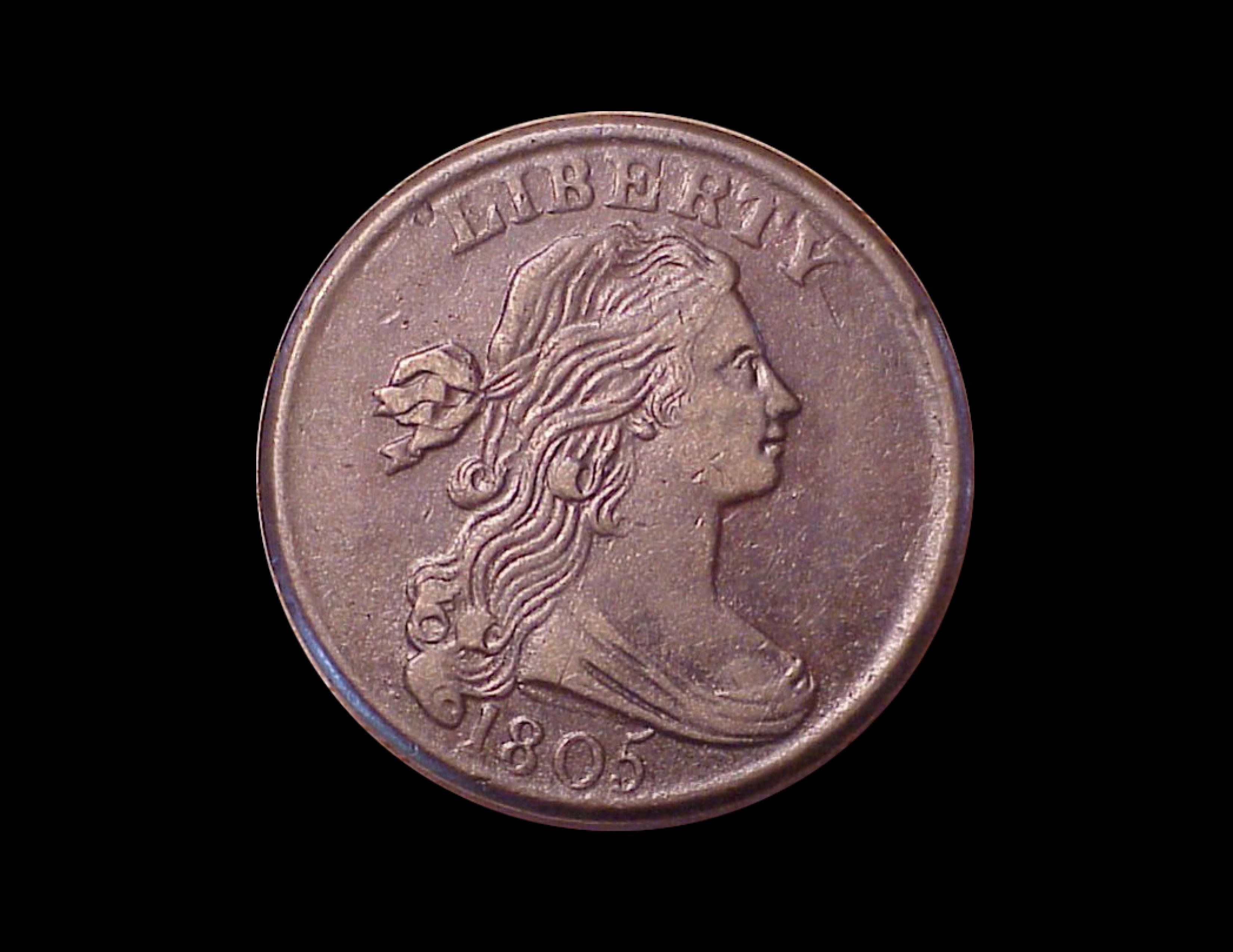1805 1c, S-268