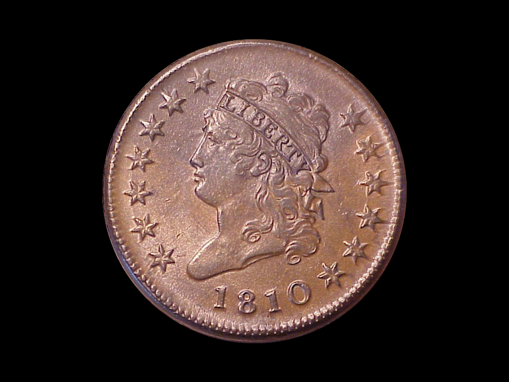 1810 1c, S-282