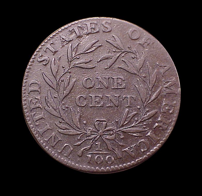1795 1c, S-80