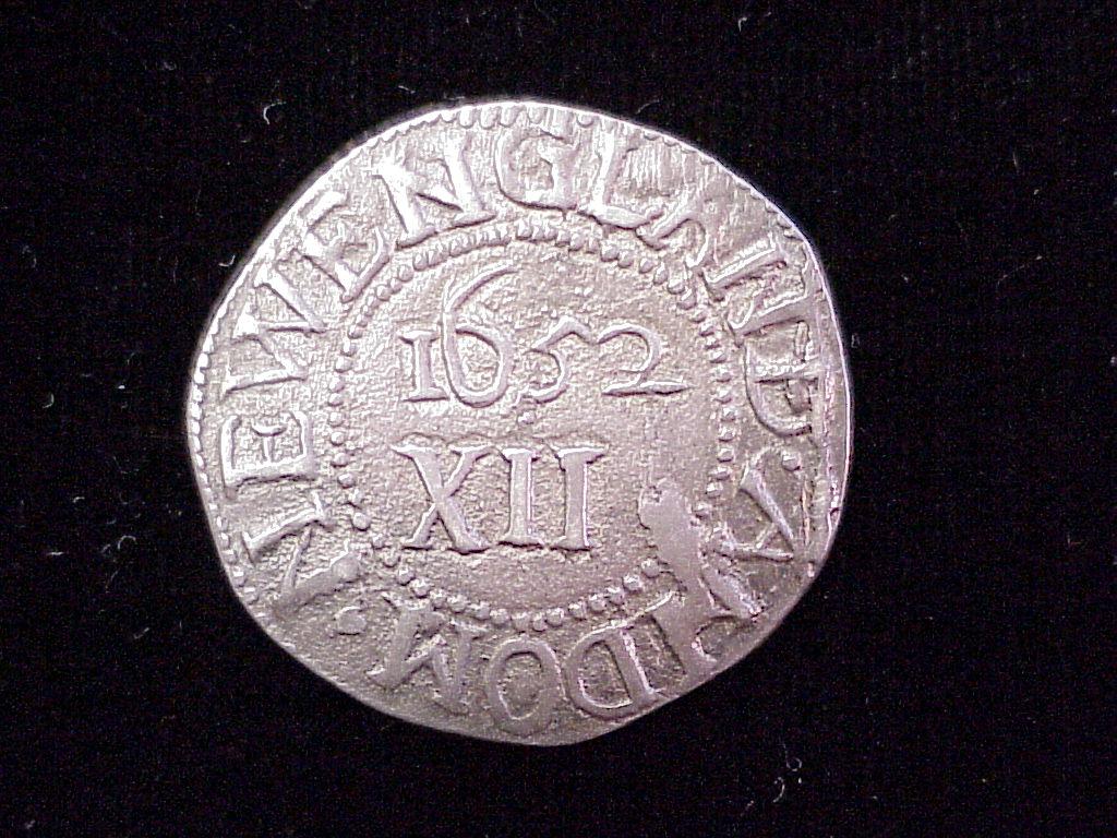 1652 Oak Tree Shilling, N7