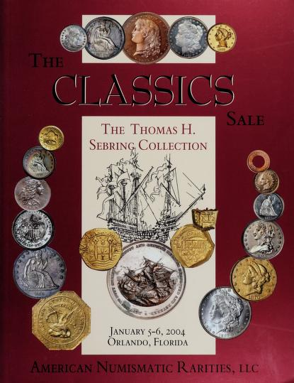 The Classics Sale: The Thomas H. Sebring Collection