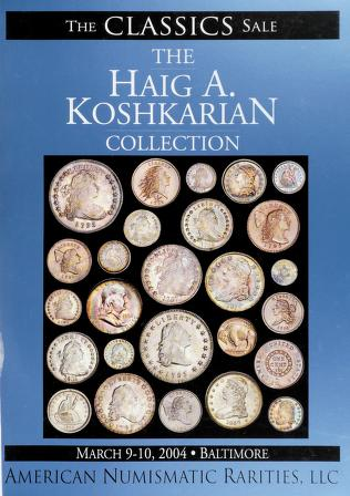 The Classics Sale: The Haig A. Koshkarian Collection