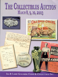 The Collectibles Auction