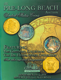 The Pre-Long Beach Sale, United States Coins