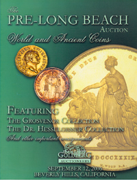 The Pre-Long Beach Sale, World and Ancient Coins