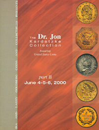 The Dr. Jon Kardatzke Collection Part II