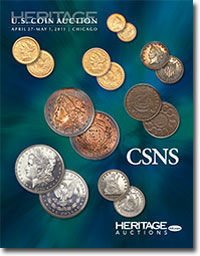CSNS Signature & Platinum Night US Coin Auction