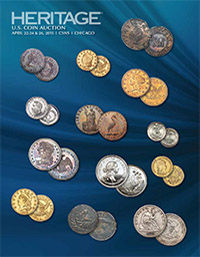 2015 April 22 - 26 CSNS US Coins Signature Auction - Chicago