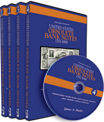 CD BOOK REVIEW: HAXBY'S U.S. OBSOLETE BANK NOTES