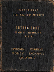 QUERY: GUTTAG'S RARE COINS OF THE UNITED STATES