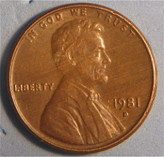 DAVE BOWERS ON WOODGRAIN COIN SURFACES
