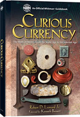 AUTHOR LEONARD TO DISCUSS CURIOUS CURRENCY ON RADIO SHOW