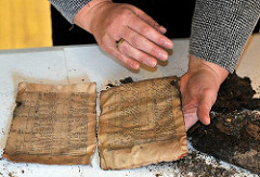 1859 MASSACHUSETTS TIME CAPSULE YIELDS COINS AND DOCUMENTS