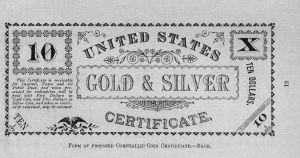 VEEDER'S 1885 CO-METALLIC MONEY PROPOSAL