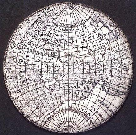 THE MERCATOR MEDAL OF DRAKE'S WORLD CIRCUMNAVIGATION