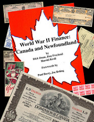 NEW BOOK: WORLD WAR II FINANCE: CANADA AND NEWFOUNDLAND