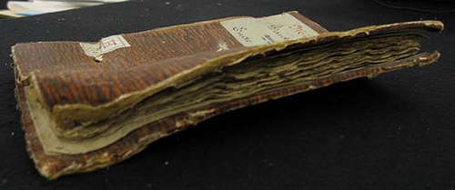 HELP RESTORE COLOGNE'S NUMISMATIC PAPERS AND DOCUMENTS