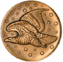 TOIVO JOHNSON'S COIN DESIGNER MEDAL SERIES