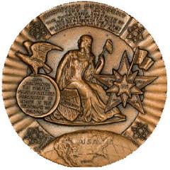 TOIVO JOHNSON'S COIN DESIGNER MEDAL SERIES