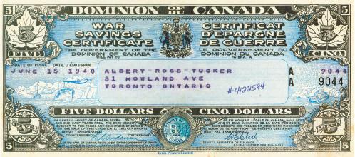 BOOK REVIEW: WORLD WAR II FINANCE: CANADA AND NEWFOUNDLAND