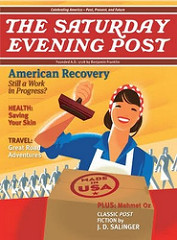 BLOGGER BARMAN PROFILED BY THE SATURDAY EVENING POST