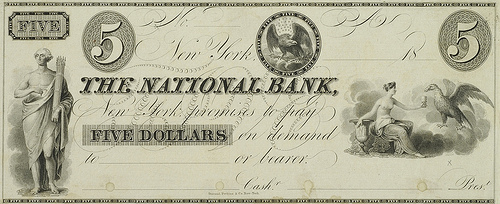 NEW BOOK AND EXHIBIT: MONEY ON PAPER