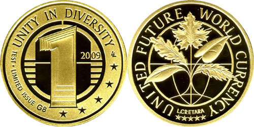 ARTICLE PROFILES UNITED FUTURE WORLD CURRENCY PROJECT COORDINATOR
