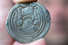 ARABIC COINS OF THE MIDDLE AGES FOUND IN GERMANY