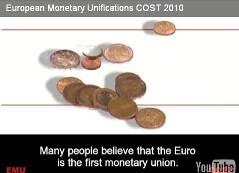 VIDEO ON EUROPEAN MONETARY UNIFICATIONS RELEASED