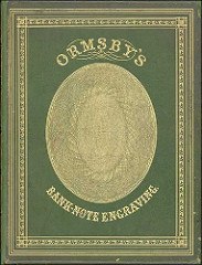 MORE ON THE 1852 ORMSBY SOLD BY SPINK