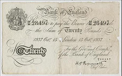ARTICLE HIGHLIGHTS NAZI OPERATION BERNHARD COUNTERFEIT BANKNOTE