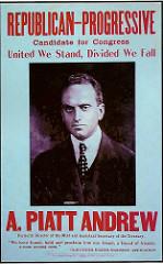 U.S. MINT DIRECTOR A. PIATT ANDREW